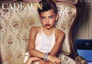 """La 10 ani, a aparut pe coperta Vogue, generand un imens scandal. Cum arata acum """"cea mai frumoasa fetita din lume"""""""