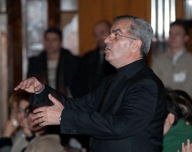 Celebrul dirijor Voicu Enachescu nu detine terenuri, case, masini, bijuterii sau...
