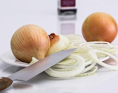 Curatatul cepei ne face sa plangem, iar decojitul de oua fierte si de cartofi ne da...