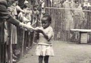 Gradinile zoologice cu oameni. Copii rapiti si tinuti in custi ca animalele pentru amuzamentul occidentalilor. Cei care mureau erau aruncati la gunoi