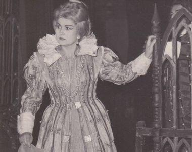 Aneta Pavalache, soprana la Opera Romana din Iasi, a murit. Ea urmeaza sa fie condusa...
