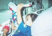 Acest baietel a primit inima unei adolescente decedate intr-un accident. Ce s-a intamplat patru ani mai tarziu