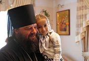 """Tata pentru 400 de copii abandonati de parinti. Interviu emotionant cu Preasfintitul Longhin Jar. """"Cand alini durerea unui copil orfan, alini durerea lui Hristos!"""""""