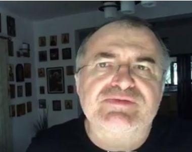 """Florin Calinescu, declaratie surprinzatoare despre preotul Pomohaci: """"Prostimea ii..."""