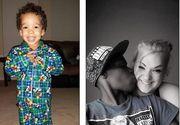 """""""Abia respira si ii iesea mancare din nas"""". Un baiat de 3 ani, omorat in bataie de iubita lesbiana a mamei sale fiindca a baut lapte din cana"""