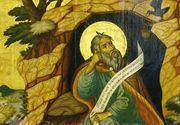 Crestinii il sarbatoresc joi pe Sfantul Ilie, considerat cel care aduce ploaia pe pamant. Traditii si obiceiuri