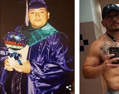 """""""Am vrut sa imi pun capat zilelor"""". Cum a slabit un obez 65 de kilograme dupa..."""