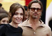 Divortul dintre Angelina Jolie si Brad Pitt, anulat. Gestul actorului care ar putea duce la impacare