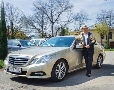 """Accident cumplit de masina pentru cantaretul de muzica populara Constantin Enceanu: """"Un..."""