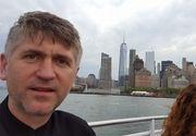 Cristian Pomohaci a fost tratat ca o vedeta in America! Preotul a fost chemat special sa tina o slujba la cununia religioasa a doi romani, apoi s-a plimbat in costum de popa prin New York!