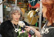 Marina Voica a implinit 81 de ani. Artista s-a fotografiat in costum de baie, la malul marii