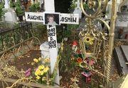 Ce s-a intamplat cand s-au implinit patru ani de la moartea lui Ionut Anghel. Jucaria preferata a copilului a disparut de la locul de veci!