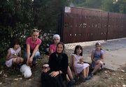 O adevarata tragedie le-a lasat fara acoperis deasupra capuil. Cinci fetite din Gorj si mama acestora traiesc acum de pe o zi pe alta