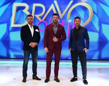 "Cei mai ravniti barbati din showbiz-ul autohton, calatorie in timp la ""Bravo, ai stil!""..."