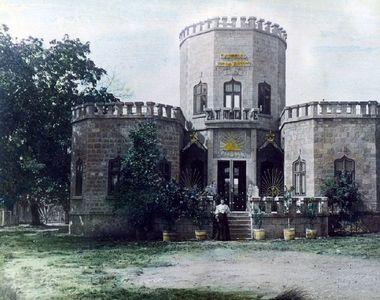 Povestea Castelului Iuliei Hasdeu, cel mai bantuit loc din Romania. Noaptea, in templul...