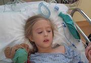 O fetita de 10 ani este cea mai tanara persoana care a invins cancerul de san
