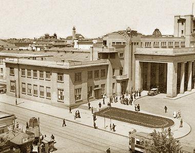 Istoria Garii de Nord din Bucuresti. A fost construita din ordinul Regelui Carol, a...