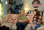 Prima echipa TV care ii trece pragul casei lui Teo Trandafir! Imagini in premiera din locuinta prezentatoarei TV