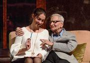 """Fiica lui Radu Beligan, despre femeia care i-a fost fost alaturi actorului in ultimii ani! """"A fost ingerul care l-a tinut in viata pe tata!"""" Intre Mona Radu si maestrul a fost o diferenta de 66 de ani"""
