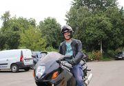 Medicul Radu Zamfir a investit o adevarata avere in cele doua motociclete! Doctorul a facut un drum Bucuresti - Valencia pe motor!