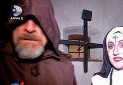 Sarbatoarea de Halloween, la Castelul Bran. Contele Dracula, ielele si mastile inspaimantatoare si-au facut aparitia la petrecere