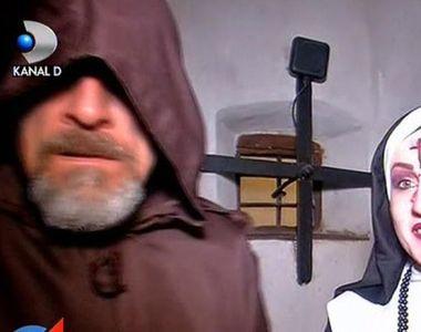 Sarbatoarea de Halloween, la Castelul Bran. Contele Dracula, ielele si mastile...