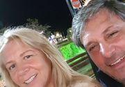 Cornel Gales, sarut in plina strada cu sefa lui, Viviana