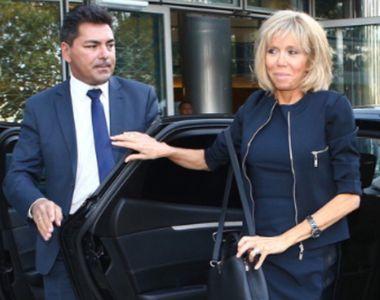 Meniul surprinzator al lui Brigitte Macron. Ce mananca prima-doamna pentru a se mentine...