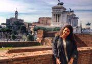 O adolescenta romanca, data exemplu in Italia. Curajul Giorgiei i-a cucerit pe italieni