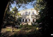 O fosta resedinta a familiei Cantacuzino din centrul Bucurestiului, scoasa la vanzare pentru 5.000.000 euro