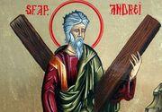 Sfantul Andrei, crestinatorul neamului romanesc, cinstit de ortodocsi, catolici, luterani si anglicani