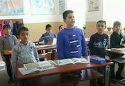 O scoala dintr-o localitate din judetul Olt se lauda cu prezente record la cursuri!
