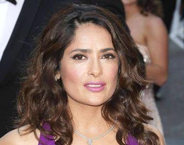 """Cine vrea sa o omoare pe actrita Salma Hayek? """"E un monstru! Mi-a spus ca ma va..."""