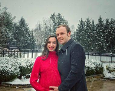 Primul copil nascut in 2018 in Washington este roman! Mircea Geoana este prieten de...