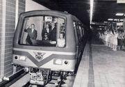 7 mituri adevarate despre metroul din Bucuresti! De ce suiera rotile cand trenul intra in statie la Gara de Nord?
