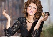 Anii au trecut, insa frumusetea si eleganta s-au pastrat! Sophia Loren arata foarte bine la cei 83 de ani ai sai!