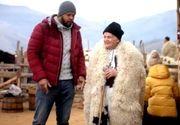 Povestea ciobanului care la 100 de ani a devenit vedeta! Baciul apare cu Cabral intr-o reclama