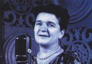 """Ioana Radu a revenit din America la insistentele lui Nicolae Ceausescu: """"A avut privilegiul sa se intoarca cu vestitul Boeing prezidential, ea singura şi stewardesele!"""""""