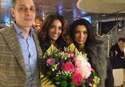 """Iata primele imagini cu Claudia Pavel, la aeroport! Indragita artista s-a intors acasa, dupa ce a fost eliminata din competitia """"Exatlon"""" – Uite cine a asteptat-o cu emotii"""