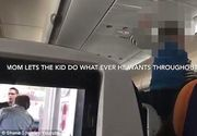 """""""Chemati un exorcist!"""" Calatorie de cosmar pentru pasagerii unui avion - Un baiat """"posedat"""" a urlat si s-a zbatut 8 ore fara oprire"""