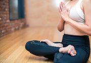 Exercitii yoga - asigura echilibrul intre trup si spirit!