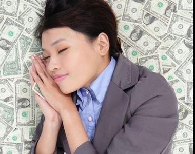Banii in vis: semn de bogatie sau de faliment?