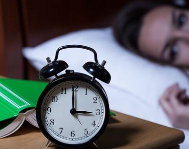 Avertisment dur din partea specialistilor: Lipsa unui program fix de somn poate duce la...