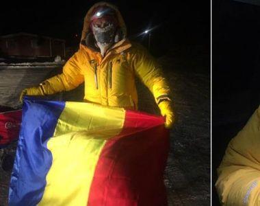 Tibi Useriu a castigat pentru a treia oara consecutiv Maratonul Arctic Ultra 6633