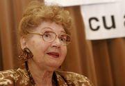 Doliu in lumea teatrului din România! Actrita Carmen Stanescu a murit