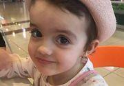Eveniment unic in Romania! O fetita care a invins cancerul renunta la cadourile aniversare pentru a ajuta o tanara care sufera de aceeasi afectiune