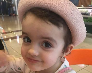 Eveniment unic in Romania! O fetita care a invins cancerul renunta la cadourile...