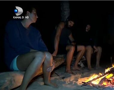 """Ce facea Ionut """"Jaguarul"""" in timp ce colegii sai se aflau pe plaja, la foc?..."""