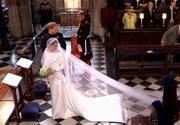 VIDEO: Starurile de la Hollywood au dat navala la nunta regala. Ce nume sonore au socat cu aparitia lor