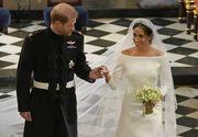 Abia acum s-a aflat! Detaliul ascuns din rochia lui Meghan Markle de care nimeni nu a stiut. Ce secret s-a ascuns chiar in voalul miresei